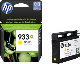 Tusz HP 933XL (CN056AE), 825 stron, yellow (żółty)