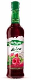 Syrop Herbapol Owocowa Spiżarnia Malina z Melisą 420 ml