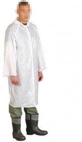 Płaszcz  przeciwdeszczowy foliowy Reis, rozmiar uniwersalny, bezbarwny