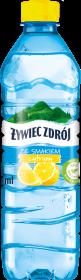 Woda smakowa niegazowana Żywiec Zdrój, cytrynowy, 0.5l