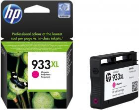 Tusz HP 933XL (CN055AE), 825 stron, magenta (purpurowy)