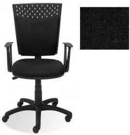 Krzesło obrotowe Nowy Styl Stillo 10, profil GTP, szary