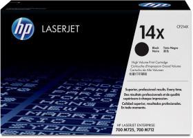 |Toner HP CF214X (14X), 17500 stron, black (czarny)