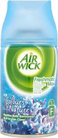 Wkład do odświeżacza Air Wick Freshmatic, błękitna rafa koralowa, 250ml