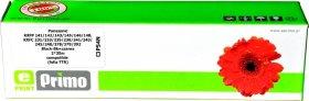 Folia termotransferowa ePrimo eP54N (KX-FA54), 2 sztuki, black (czarny)