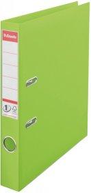 Segregator Esselte Vivida No.1 Power, A4, szerokość grzbietu 50mm, do 350 kartek, zielony