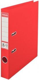 Segregator Esselte Vivida No.1 Power, A4, szerokość grzbietu 50mm, do 350 kartek, czerwony