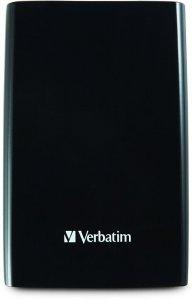"""Dysk zewnętrzny Verbatim, 1 TB, 2.5"""", USB 3.0, czarny"""