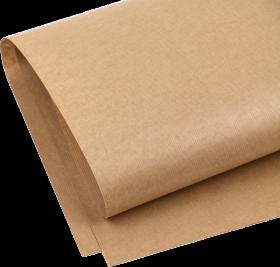 Papier pakowy prążkowany Papyrus Natron, 1.26x1.05m, 10 arkuszy, brązowy