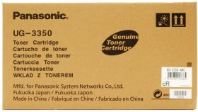 Toner Panasonic (UG-3350), 7500 stron, black (czarny)