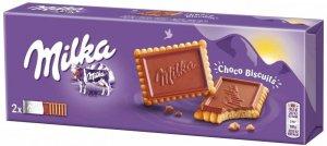Ciastka Milka Choco Biscuits, czekoladowy, 150g