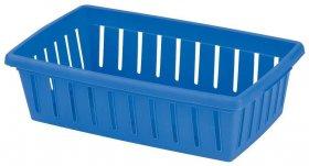 Koszyk Curver K-2, 240x150x70mm, niebieski