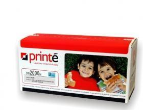 Bęben Printe DB2000N (DR-2000), 12000 stron, czarny