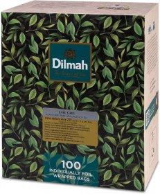 Herbata Earl Grey czarna w kopertach Dilmah, 100 sztuk x 2g