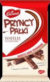 Wafle Pryncypałki Dr Gerard, kakaowy, 235g