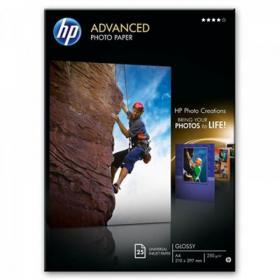 Papier foto HP Advanced Q5456A, A4, 250g/m2, 25 arkuszy, błyszczący