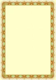 Dyplom Złoto Galeria Papieru, A4, 170g/m2, 25 arkuszy