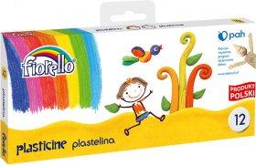 Plastelina Fiorello, 192g, 12 kolorów