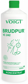 Środek do usuwania tłustego brudu Voigt BrudPur VC242, koncentrat, 1L