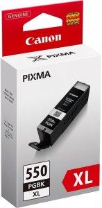 Tusz Canon 6431B001 (PGI-550XL), 500 stron, black (czarny)