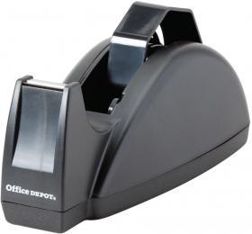 Podajnik do taśmy klejącej Office Depot, 25mmx66m, czarny