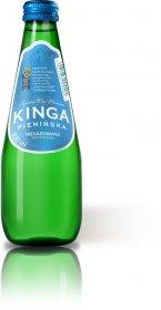 Woda niegazowana Kinga Pienińska, 0.33l