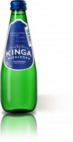 Woda gazowana Kinga Pienińska, 0.33l