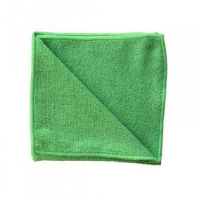 Ściereczka z mikrofibry Merida, 35x35 cm, zielony