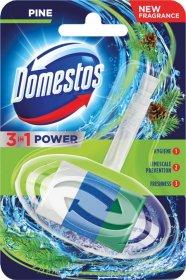 Kostka do wc z koszyczkiem Domestos, 3w1, leśny, 40g