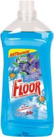 Płyn uniwersalny Floor, antybakteryjny, kwiaty gór, 1.5l