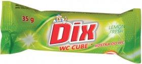 Kostka do WC Dix Gold Drop, zapas, cytrynowy, 35g