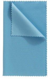 Ściereczka z mikrofibry Office Depot, folia, 1 sztuka, niebieski