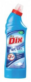 Żel do czyszczenia WC Gold Drop Dix, morski, 0.75l