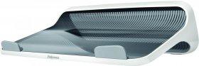 Podstawa pod laptop Fellowes I-Spire™, 110x327x230 mm, biały