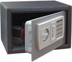 Sejf elektryczny Bayersystem, Sejf Home Safe Lux, 20x31x20cm