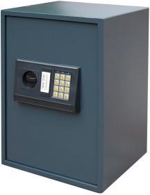 Sejf elektroniczny Bayersystem, Home Safe Max, 35x50x33cm, ciemnoszary