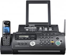 Telefax Panasonic, KX-FC 268, Termotransfer Fax, tytan