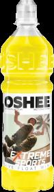 Napój izotoniczny Oshee Lemon, cytrynowy, butelka, 750 ml