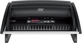 Bindownica ręczna GBC CombBind 110, do 195 kartek, czarny