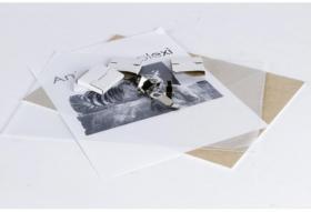 Antyrama Raw West, z pleksi 300x400 mm