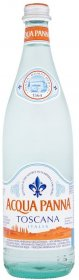 Woda niegazowana Acqua Panna, 0.75l