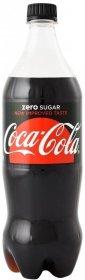 Napój gazowany Coca - Cola Zero, 1l