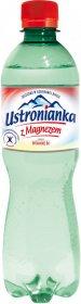 Woda gazowana Ustronianka, z magnezem, 0.5l