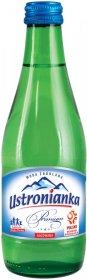 Woda gazowana Ustronianka Premium, 0.33l