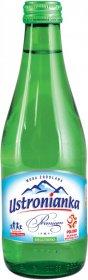 Woda niegazowana Ustronianka Premium, 0.33l