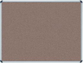 Tablica korkowa Office Depot, w ramie aluminiowej, 180x90cm, brązowy