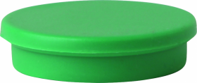 Magnesy Niceday, 30mm, 10 sztuk, zielony
