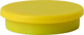 Magnesy Niceday, 30mm, 10 sztuk, żółty