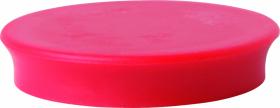 Magnesy Niceday, 40mm, 10 sztuk, czerwony