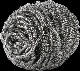 Druciak spiralny Jumbo, 1 sztuka, srebrny